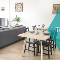 Le Balzac - Spacieux Appartement et Garage à Grenoble
