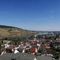 Großes PANORAMA APARTMENT, hotel in Bingen am Rhein