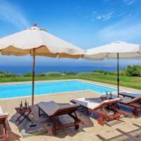 Lakithra Villa Sleeps 9 Pool Air Con WiFi, hotel di Lakithra
