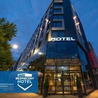 Q Hotel Plus Wrocław, hotel in Wrocław