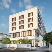 The Residency Towers Puducherry, hotel in Pondicherry