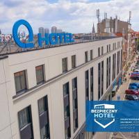 Q Hotel Plus Katowice – hotel w mieście Katowice