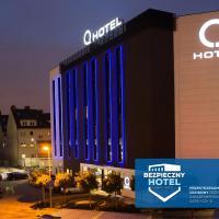 Q Hotel Kraków, hotel a Cracovia, Pradnik Bialy