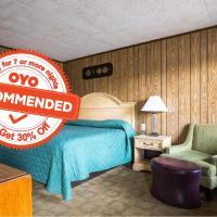 OYO Hotel Holly Springs MS, hotel in Holly Springs