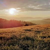 Une pause sur la colline