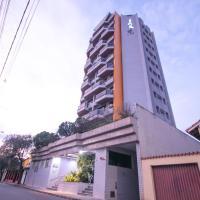 Plaza Inn Araxa - Flat 901, hotel near Araxa Airport - AAX, Araxá