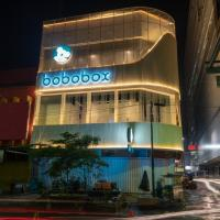 Bobobox Pods Alun Alun, hotel di Bandung