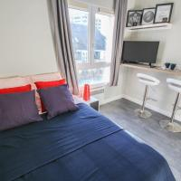 In the heart of Central Lille Nice functional and cozy studio for 2pers
