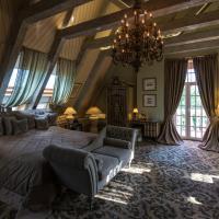 Old House Resort & SPA Отель, отель в Усть-Койсуге