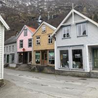 Old town boutiqe apartments/ Gamle Lærdalsøyri boutique leiligheter
