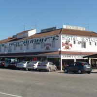 Hostal Restaurante Carlos III, hotel in Aldea Quintana