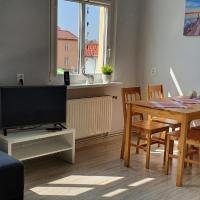 Apartament i Pokoje Gościnne MUSZELKA, hotel in Darlowko
