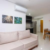 #LUX2501# Studio confortável no Lux Home Design