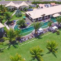 Pousada Coqueiro Beach, hotel in Luis Correia