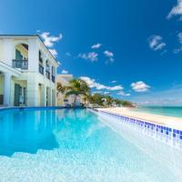 La Mouette - Luxury Ocean front Villa on the Beach