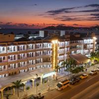 Hotel Fiesta Mexicana, hotel in Manzanillo