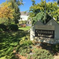 Colonial Manor Motel, hotel in Cromwell