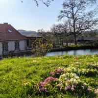 Ancien moulin Créancey, hôtel à Créancey