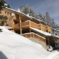 Auszeit Ferienhaus für 6 Personen ,mit großer Terrasse und Panoramablick, Turracher Höhe -A1 Haus 436 b Mitte-