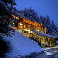 Auszeit Ferienhaus für 6 Personen ,mit großer Terrasse und Panoramablick, Turracher Höhe -A2 Haus 436 a links-