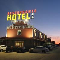 Hotel El Peregrino, hotel in Estépar