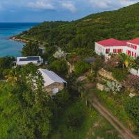 Feather Leaf Inn, hotel in Frederiksted
