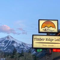 Timber Ridge Lodge Ouray, hotel in Ouray