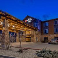Best Western Plus Ponderay Mountain Lodge Sandpoint, hotel in Ponderay