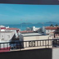 Ático Playa, hotel en Cartagena