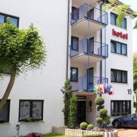 Hotel Astoria am Urachplatz, hotel in Stuttgart