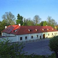 Hotel U Hrabenky, hotel v destinaci Telč