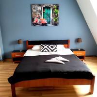 Economic Color Apartment