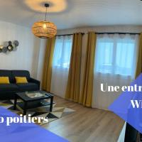 Stay house to Poitiers, hotel near Poitiers-Biard Airport - PIS, Poitiers