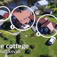 Seaside Cottage Nr 3, Saltvik Hudiksvall, hotell i Hudiksvall