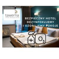 Hotel Restauracja Tawerna Gliwice - ozonujemy pokoje, hotel in Gliwice