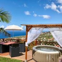 Beautiful Apartment Fontes, hotel in Calheta