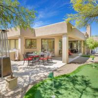 Boulders Luxury Home - Golf - Spa - Scottsdale - Baseball
