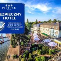 Hotel Pietrak, hotel in Wągrowiec