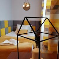 Platinum, hotel in Budzyń