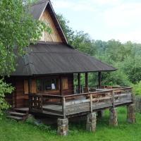 Domki nad Soliną – hotel w mieście Olchowiec
