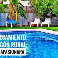 Alojamiento Vagón Rural, hotel in Murcia