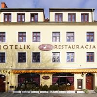 Hotelik & Restauracja Złota Kaczka – hotel w mieście Zgorzelec