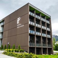 Havila Hotel Ivar Aasen, hotel in Ørsta