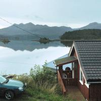 Two-Bedroom Holiday home in Vågland 4