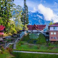 Sutera Sanctuary Lodges At Kinabalu Park, hotel in Kundasang
