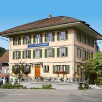 Hotel Emmental, hotel in Langnau im Emmental