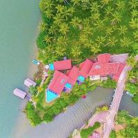 Waterland, hotel in Negombo