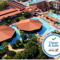 Alambique de Ouro Hotel Resort & Spa, hotel en Fundão