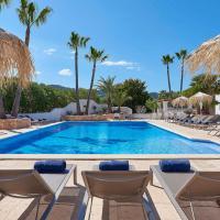 Luxury 6 Bedroom Villa with Country Views, Ibiza Villa 1033, hotel in Sant Josep de sa Talaia