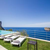 Luxury 6 Bedroom Villa with Superb Sea Views, Mallorca Villa 1014